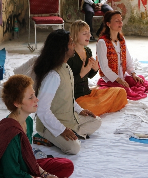 Shiva Meditation Session