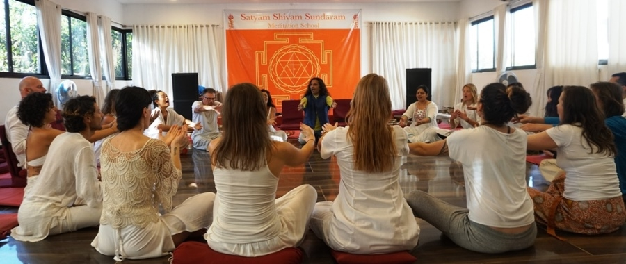 Nadayoga Vedic Sound Healing Teacher Training With Shiva Girish Meditation Master
