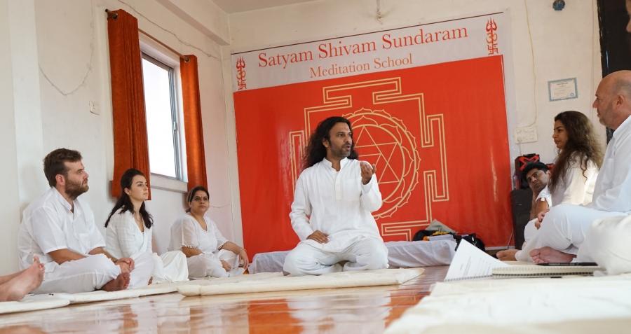 Shiva Girish Meditation Master 2