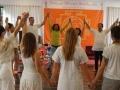 Group Rituals 100 Hours Meditation Teacher Training india