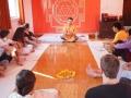 accredited 200 hous meditation teacher training Ram Jhula Rishikesh