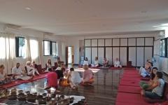 Satyam Shivam Sundaram Meditation Hall 4