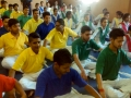 Meditation To Primary School Childrens In India
