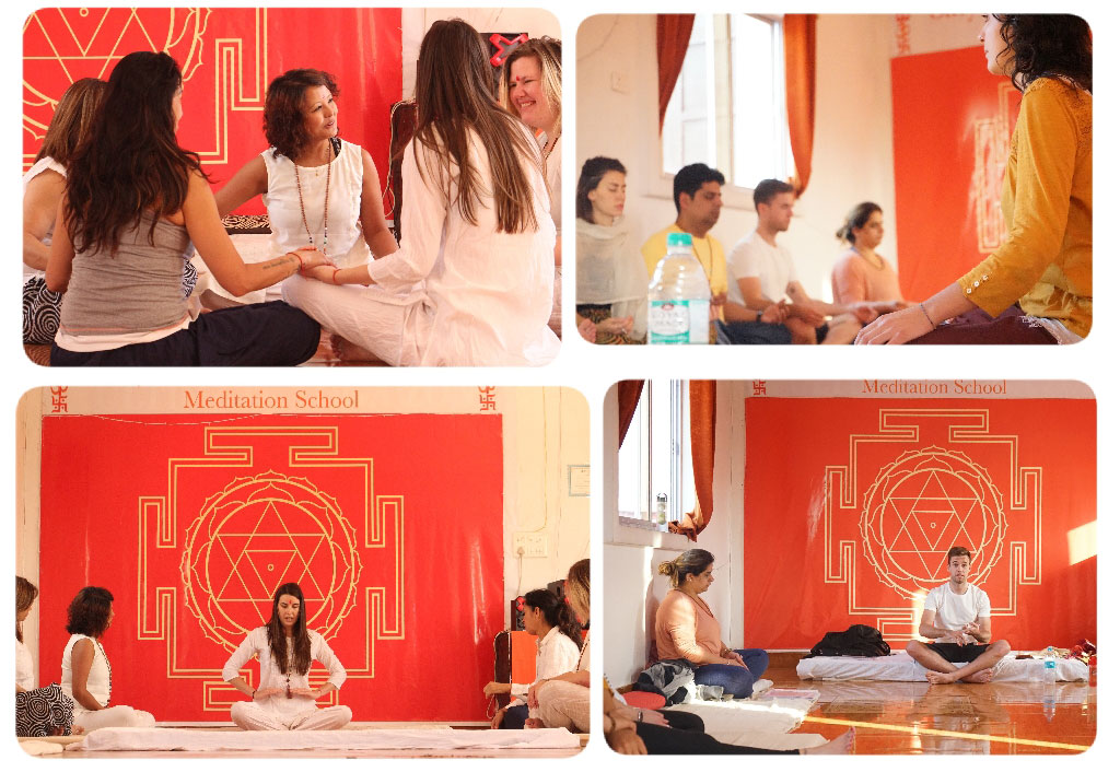 100 Hours Meditation Teacher Training India, Certified Yoga Meditation Programs India, Meditation Retreats Rishikesh India