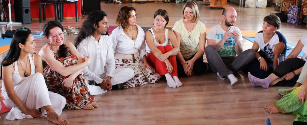 Chakra therapy Meditation certification program india