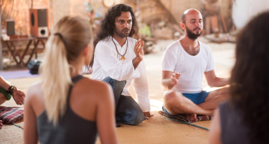 Pranayama Meditation Teacher Training Certification Rishikesh India