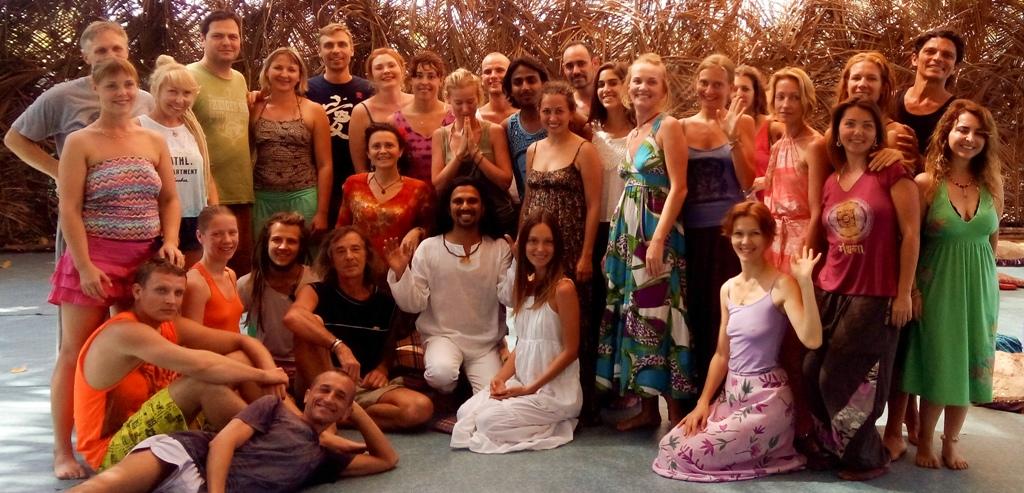Meditation teacher training certification program india