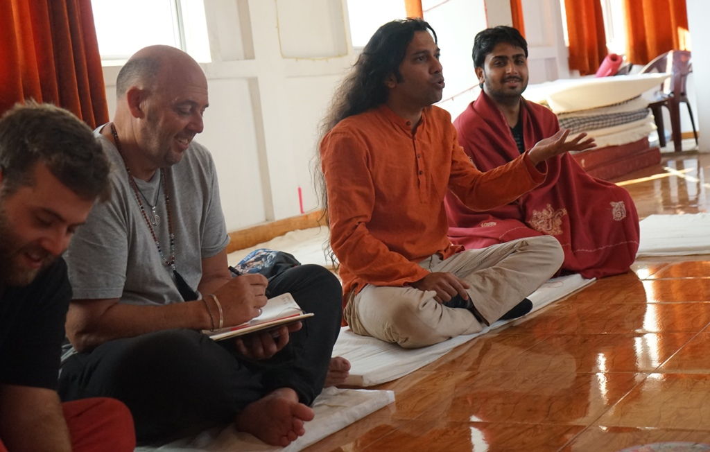 Yoga Meditation Teachers Internship Training program Rishikesh India