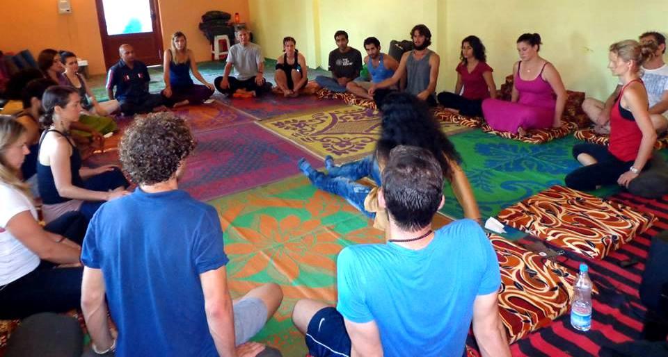 Tantra Yoga Breathwork in dharamsala