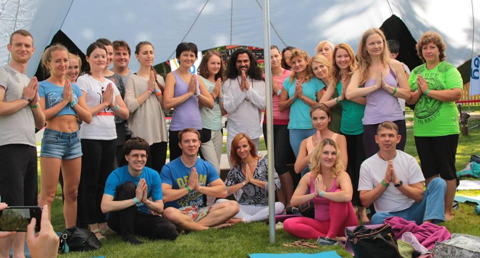 Free Spirit Yoga Festival 2015