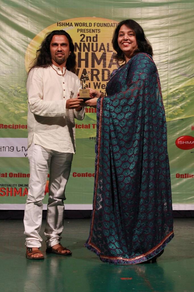ISHMA Awards Ceremony in Mumbai