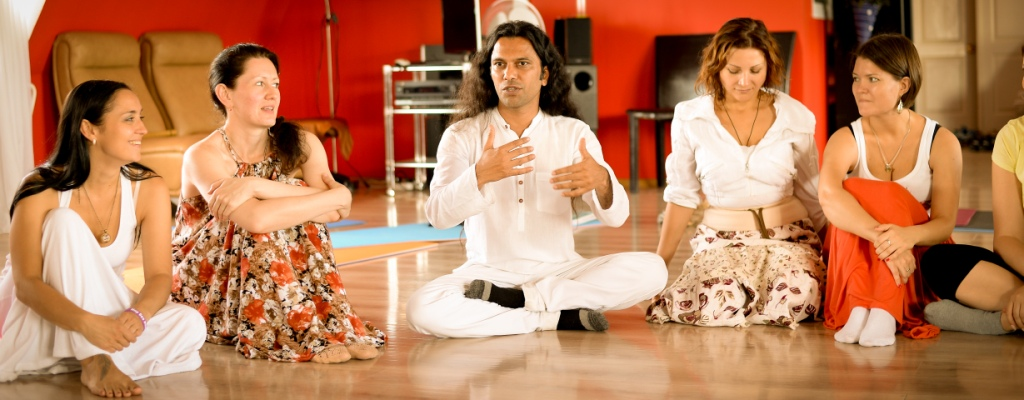 Explanation About Chakra Meditation Techniques