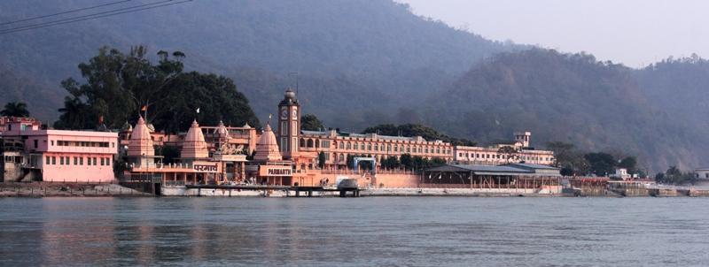 Parmarth Niketan Ashram Rishikesh, ashram near ram jhula Rishikesh Uttarakhand