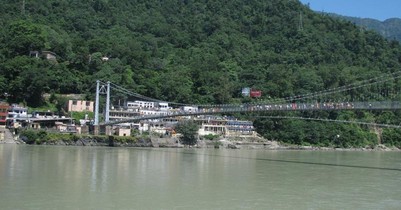 ashram near ram jhula Rishikesh, Behind Parmarth Niketan, Ram Jhula, Rishikesh, Uttarakhand