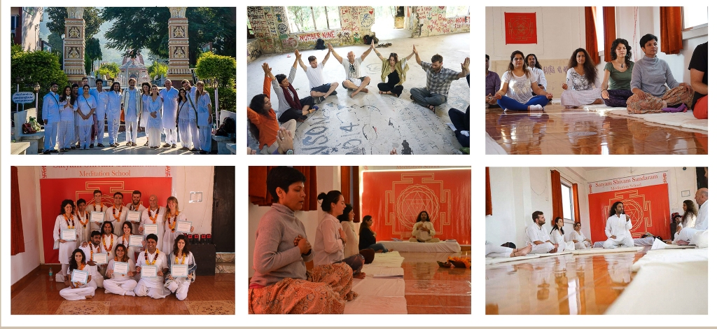 Chakra Healer Meditation Teacher Training Certification Courses In Rishikesh, India