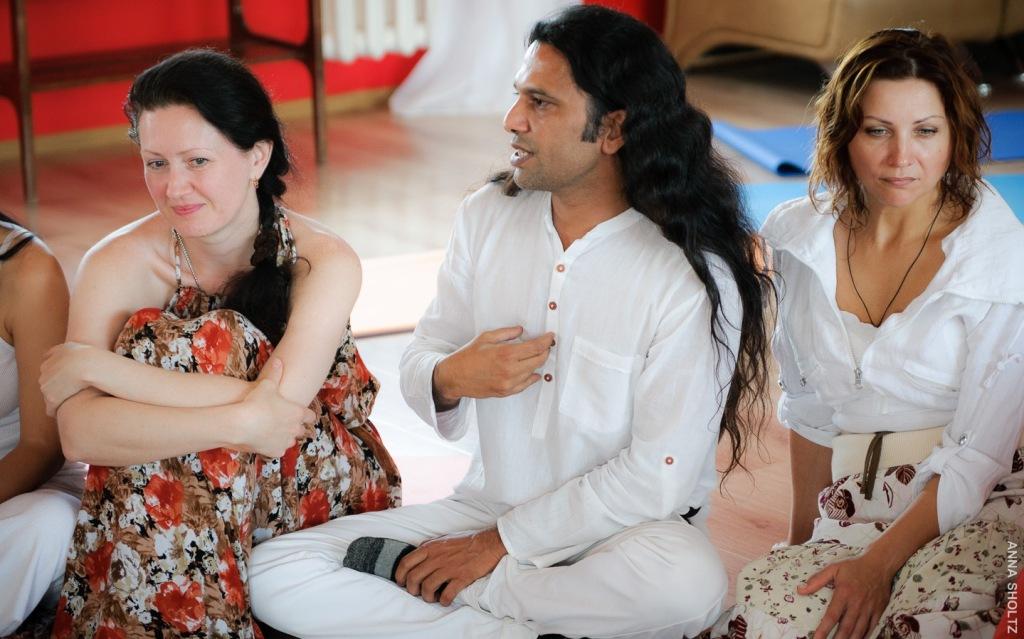 Heart Chakra Opening Meditation Session