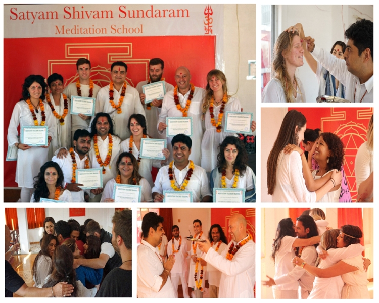 Reiki Healing Meditation Training In School Rishikesh India