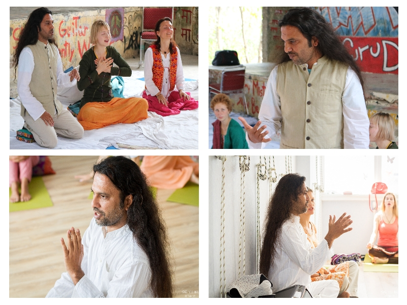 Shiva Girish Sound Healing Training, Nada Yoga Vedic Sound Healing Training