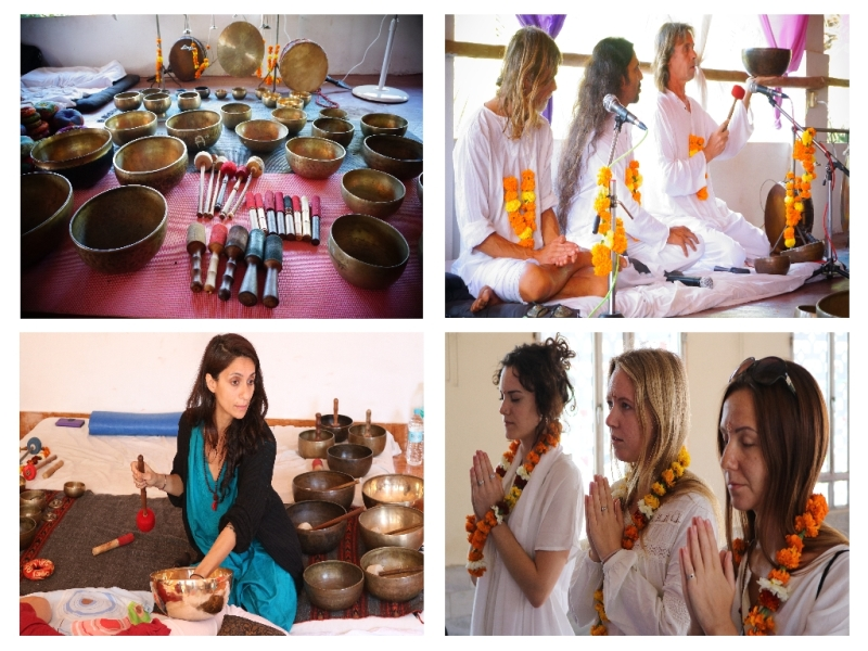 Internationally Certified Gong Master Training Sound Healing Training India,Sound Healing
