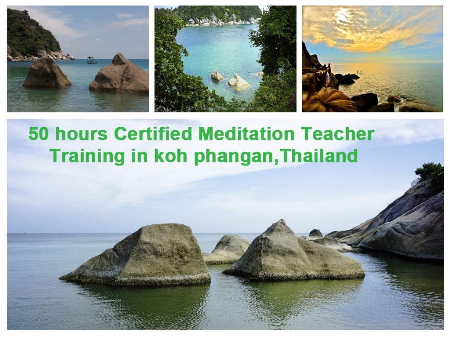 meditation teacher training koh phangan, Meditation Certification Retreats Thailand