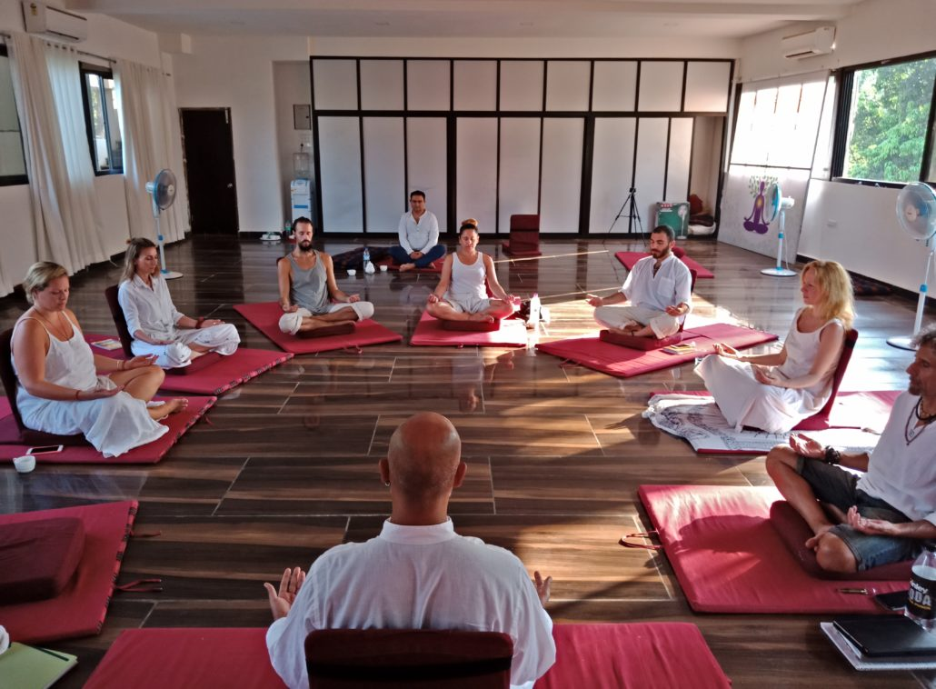 Yin Yoga Teacher Training Goa India, Yin Yoga Therapy Retreats Goa India,Yin Yoga Workshops India