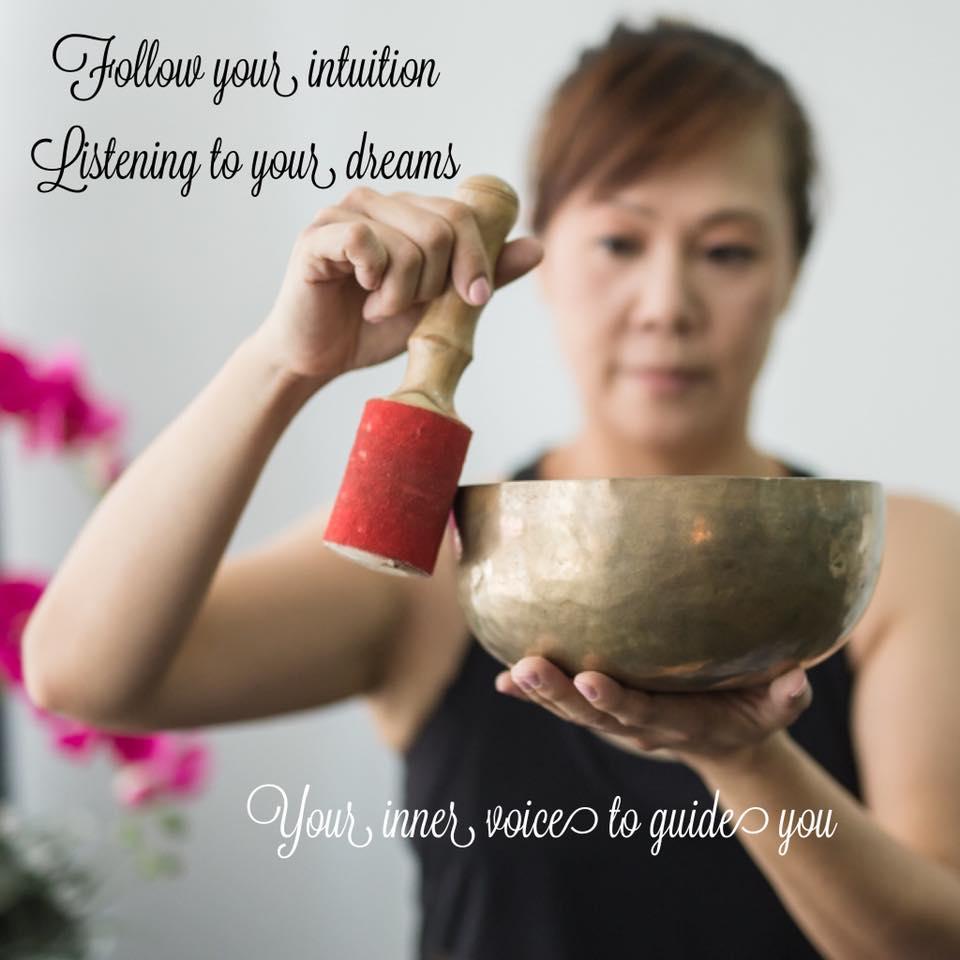 My Journey With Singing Bowls & Yoga -Stephanie Chan Yoga Teacher/ Sound Healing From Kuala Lumpur, Malaysia