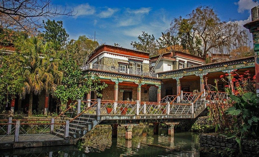 Norbulingha Institute, Dharamshala