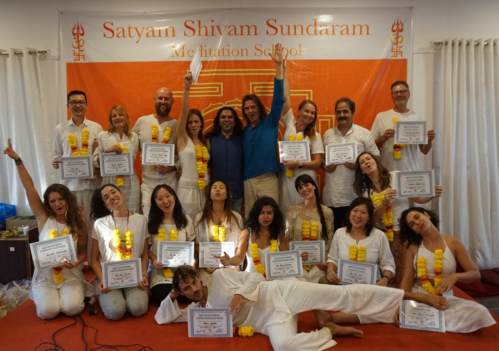 Tibetan Singing Sound Healing Meditation Teacher Training Certification India