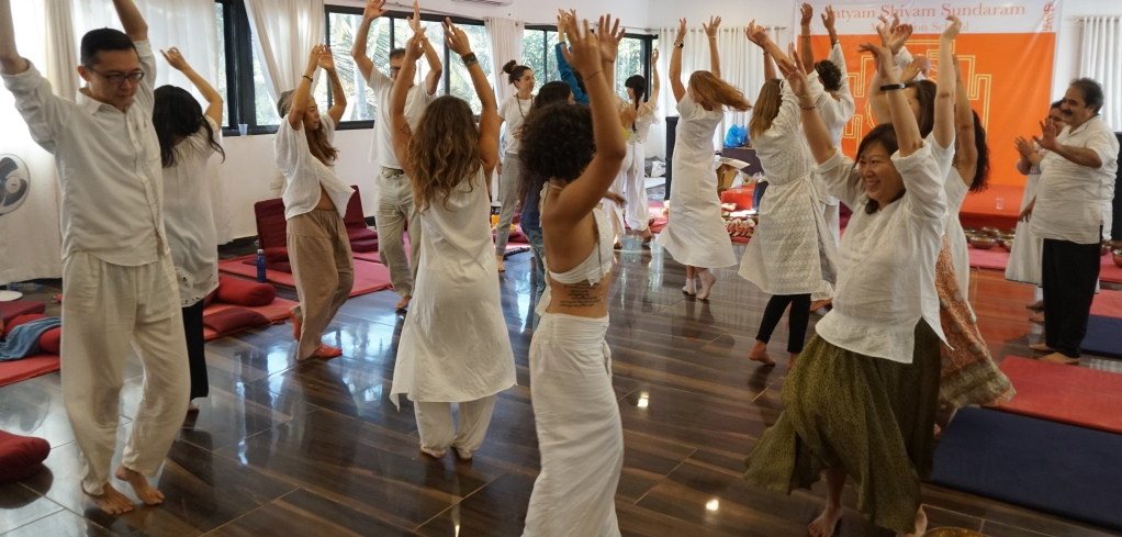 Dance Movement: The Bridge to Meditation, Creatively & Happiness